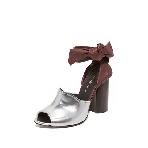 Kyoto Ankle Bow Sandals
