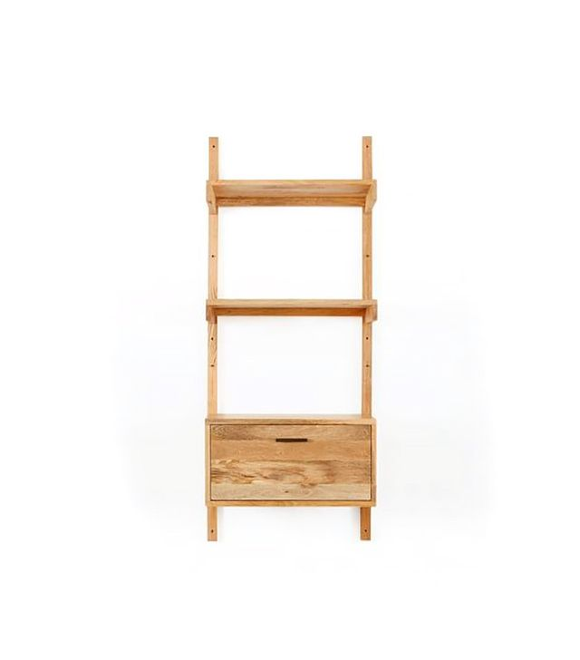 West Elm Industrial Storage Wall Shelving and Cabinet Set