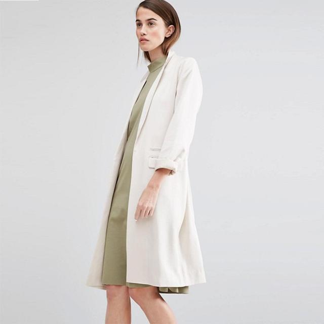 ASOS Selected Miriam Belted Coat