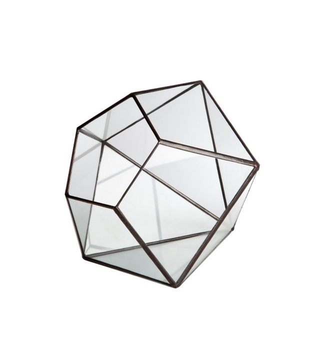 Etsy Large Geometric Terrarium