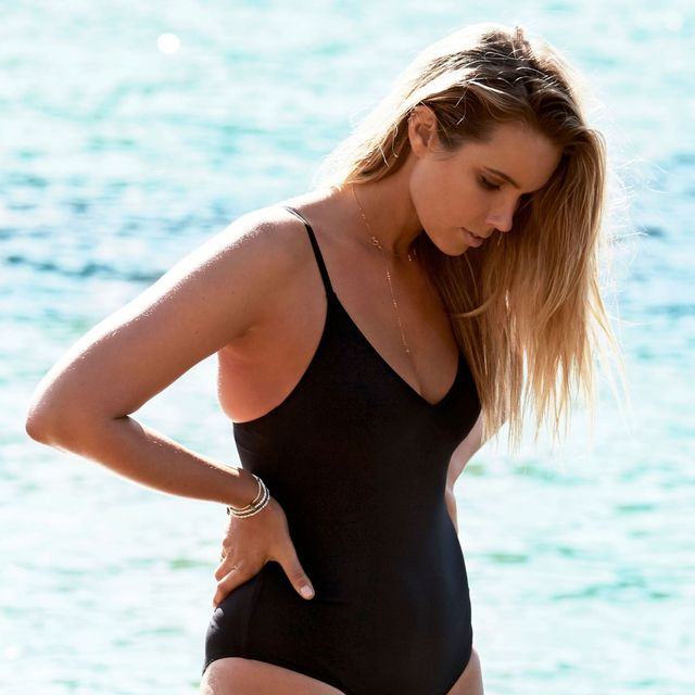 What This Model Looks for When Shopping for a Bikini
