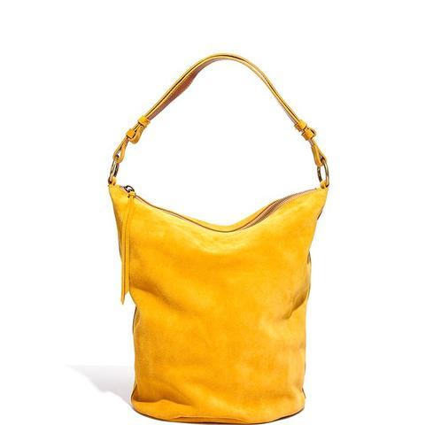 The Lisbon O-Ring Bucket Bag