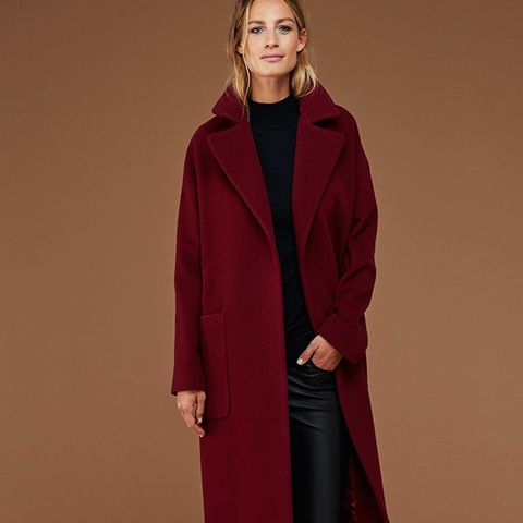 Salisbury Wrap Coat