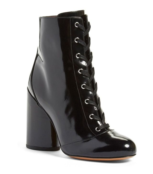 Marc Jacobs Tori Lace-Up Boots