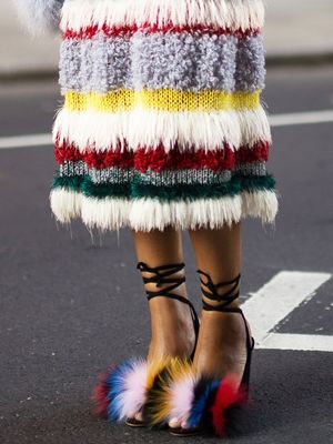 14 Furry Shoes to Get You in the Mood for Fall