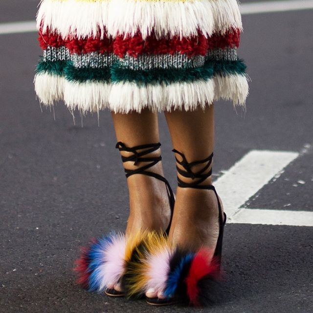 14 Furry Shoes to Get You inthe Mood for Fall