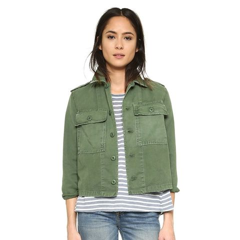 Army Shirt Jacket