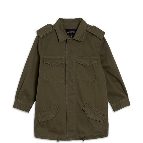 Women's Slouchy Utility Jacket