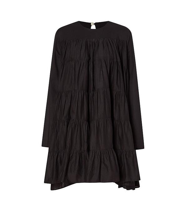 Merlette Black Soliman Dress