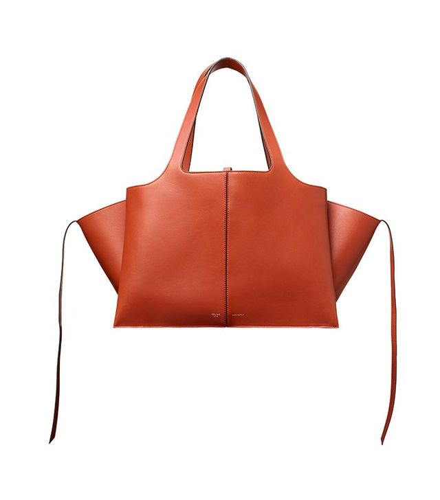 Céline Trifold Bag ($3100, 212.535.3703)