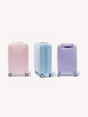 Every '90s Babe Needs This Luggage Now