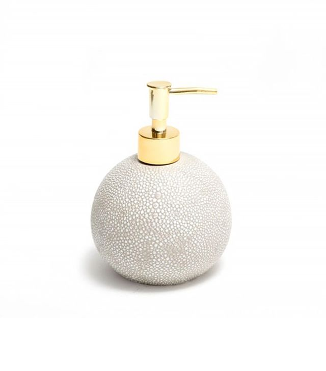 Zara Home Raised Design Resin Dispenser