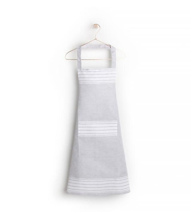Zara Home Cotton and Linen Apron