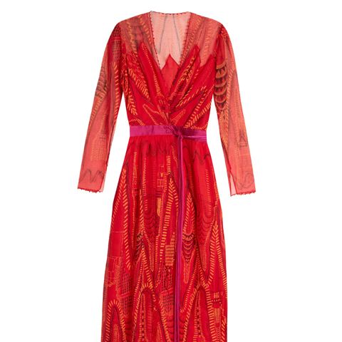 Zandra Rhodes Is Bringing Back Iconic Dresses From Her Archives