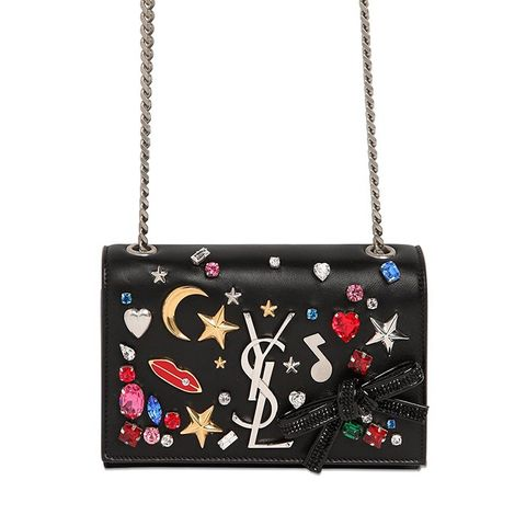 Small Kate Monogram Embellished Bag
