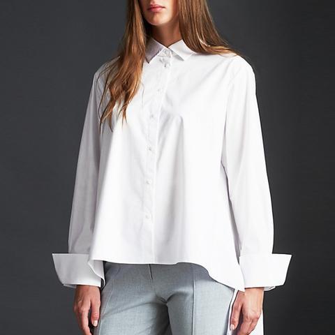 Cape Back Shirt