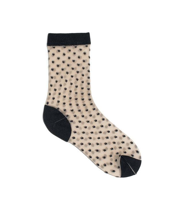 & Other Stories Star Sky Socks