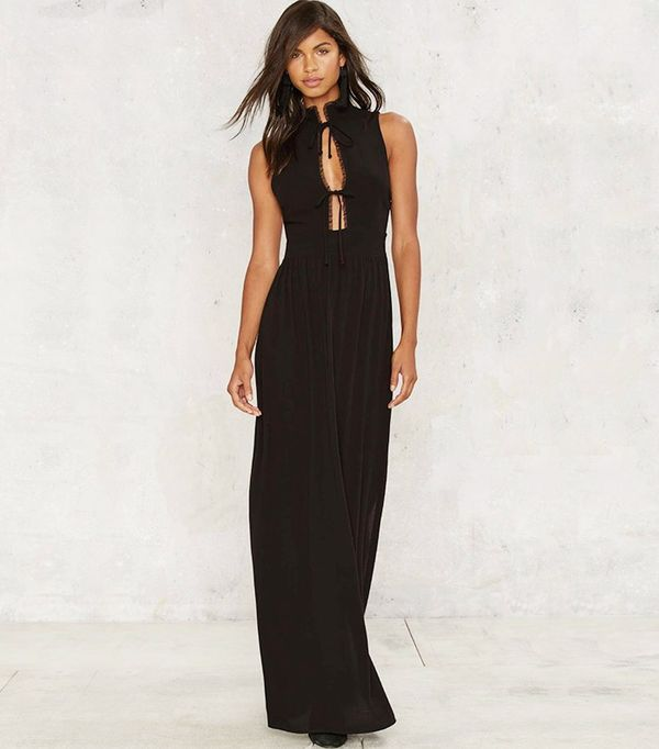 After Party by Nasty Gal Grand Finale Maxi Dress