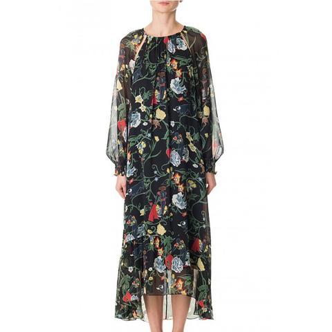 Seville Printed Josephina Dress