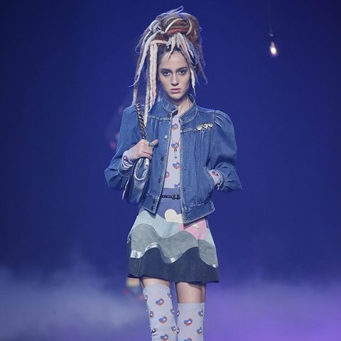 All Your Favorite Models Walked the Marc Jacobs Show