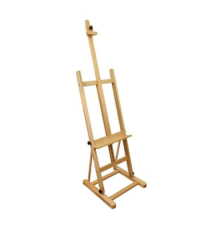 US Art Supply Medium 67.5-Inch Studio H-Frame Artist Easel