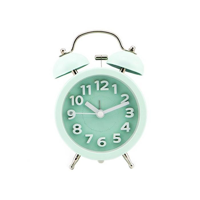 Vintage Bedside Alarm Clock by PiLife