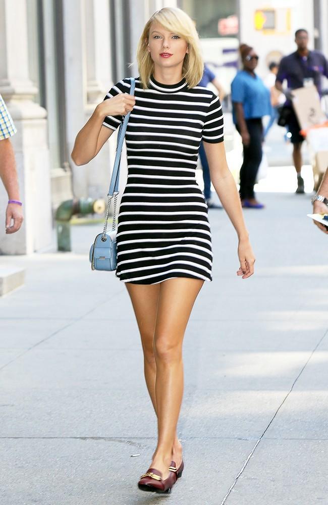 Taylor Swift Nasty Gal dress
