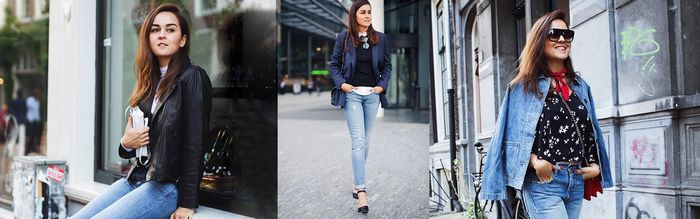 3 Ways to Style Your New Jeans for Fall
