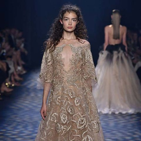 Every Stunning Look From the Spring Marchesa Show