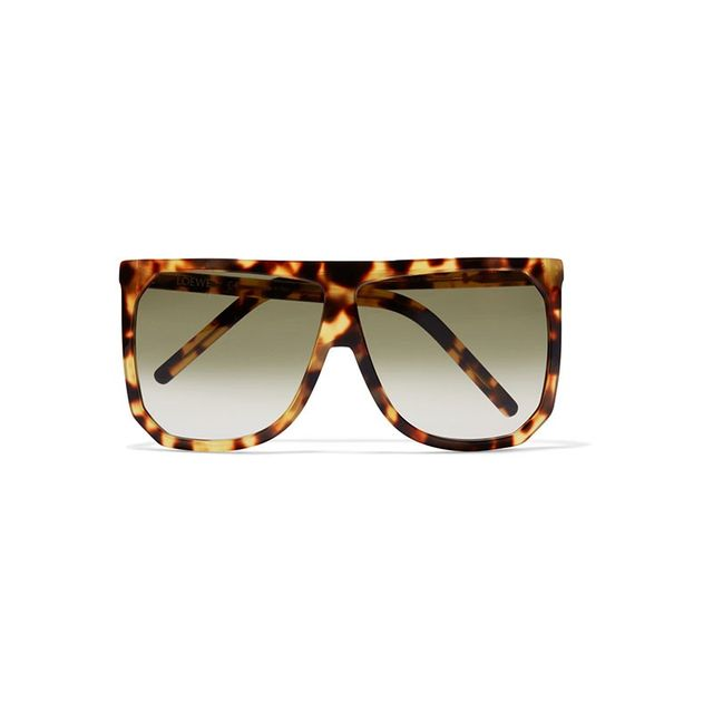 Loewe Filiipa D-Frame Acetate Sunglasses