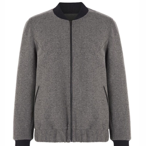 Scout Bomber in Grey Marl