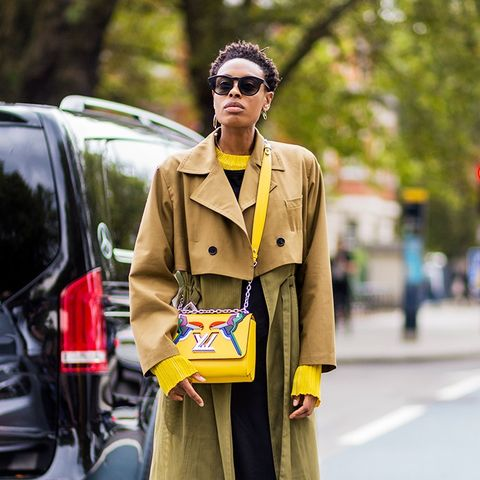 43 of the Most Amazing Street Style Looks From London Fashion Week