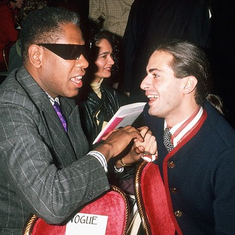 Here's What Fashion Week Looked Like in the '90s
