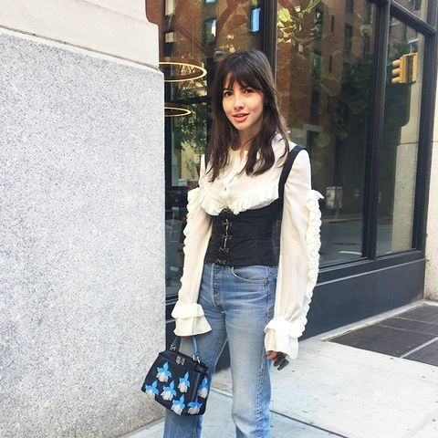 Here's Everything Our Editors Wore to New York Fashion Week