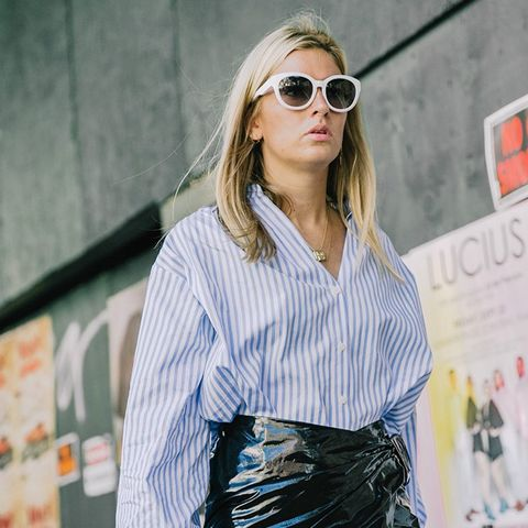 This Is Officially the Biggest Sunglasses Trend Right Now