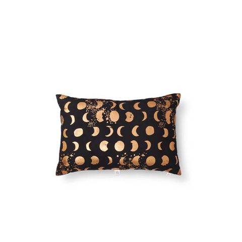 Sparkling Moons Pillow