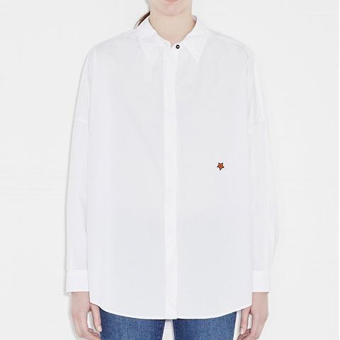 Carter Shirt Blouson Shirt