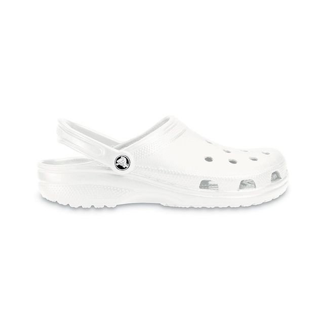 Crocs White Classic Clog