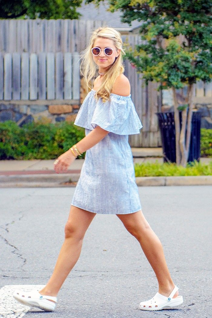 The Unexpected Shoe Trend Making a
