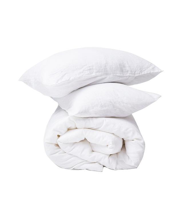 Cultiver Linen Duvet Cover Sets