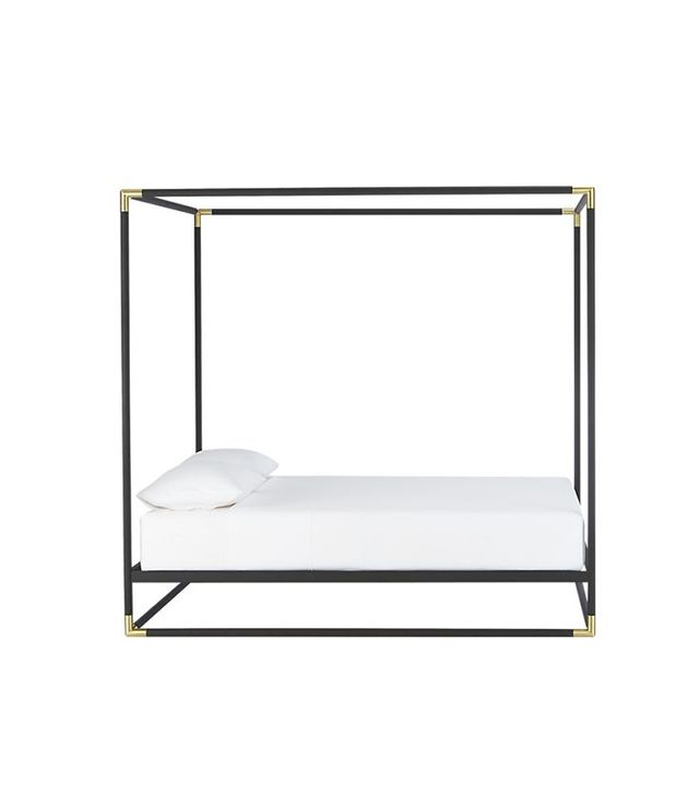 CB2 Frame Canopy Bed