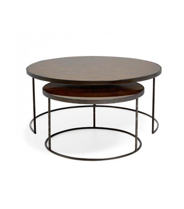 Reflect Bronze Nesting Tables