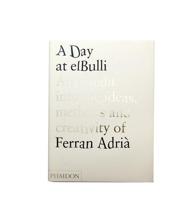 Ferran Adrià A Day at elBulli