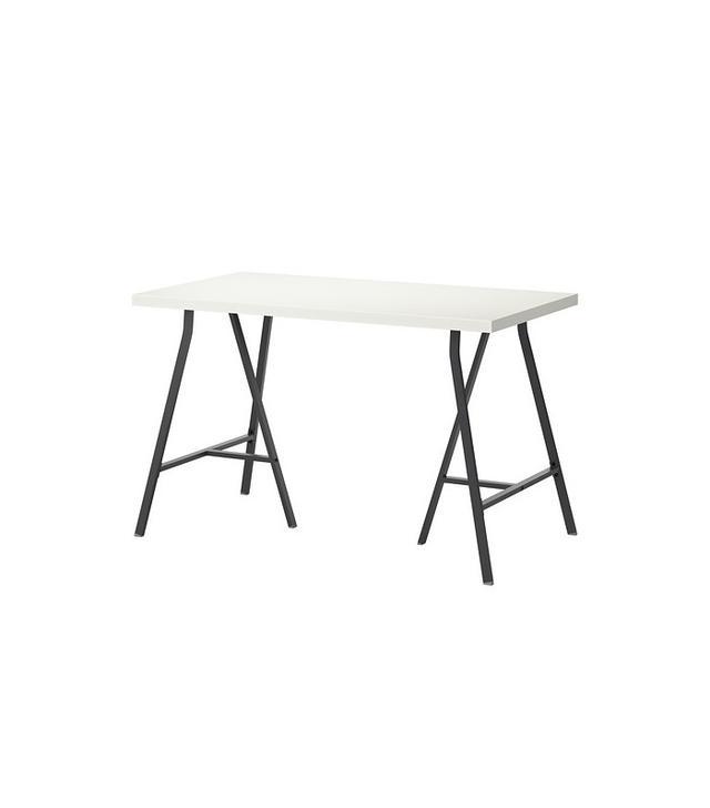 IKEA Linnmon/Lerberg Trestle Table