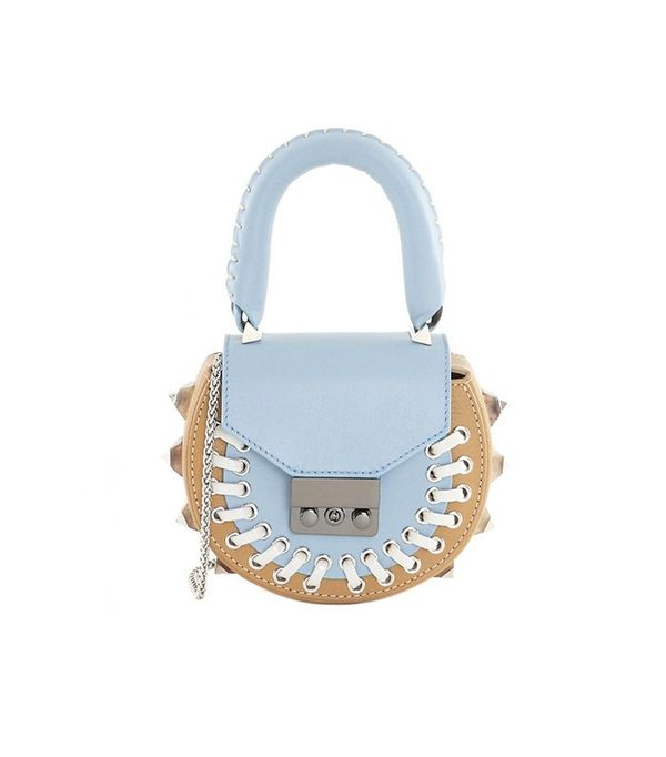 Salar Milano Mimi Mini Pocket Light Blue Bag