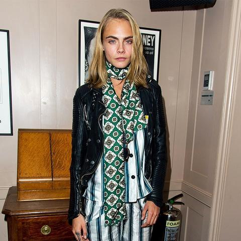 The Best Celebrity Looks From London Fashion Week