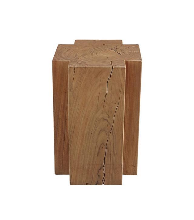 CB2 Plus Side Table