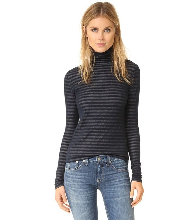 Rag & Bone/JEAN Keaton Turtleneck Top