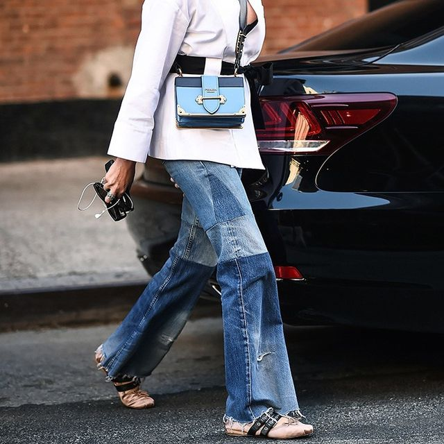 How to Style the Ballerina Shoe Trend