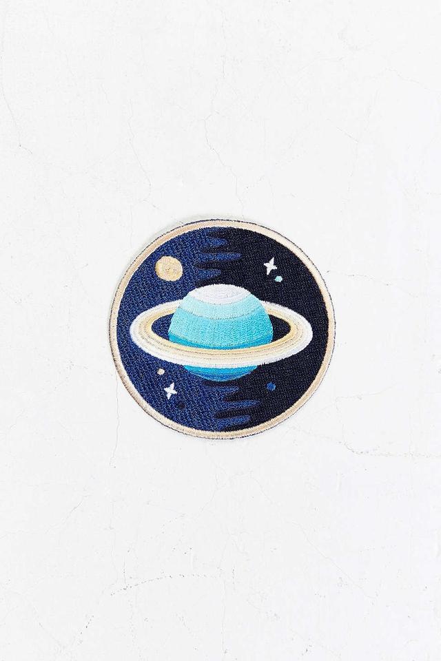 Mokuyobi Galaxy Planet Patch